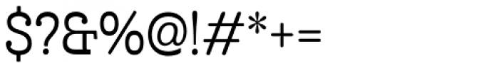 Cabrito Inverto Con Medium Font OTHER CHARS