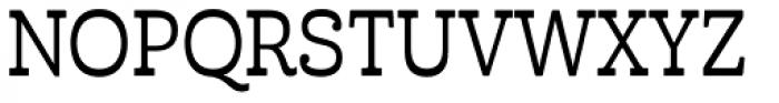 Cabrito Inverto Con Medium Font UPPERCASE