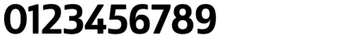 Cabrito Sans Con Bold Font OTHER CHARS