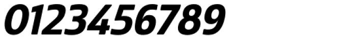 Cabrito Sans Con Extra Bold Italoc Font OTHER CHARS