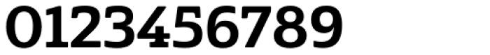 Cabrito Semi Bold Font OTHER CHARS