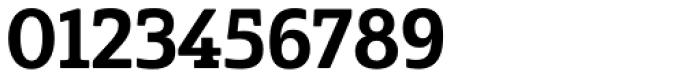 Cabrito Semi Con Bold Font OTHER CHARS