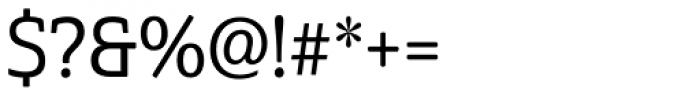 Cabrito Semi Con Medium Font OTHER CHARS