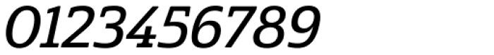 Cabrito Semi Demi Italic Font OTHER CHARS