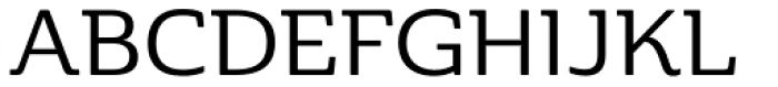 Cabrito Semi Ext Medium Font UPPERCASE