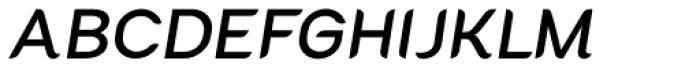Cacko Italic Extra Bold Font UPPERCASE