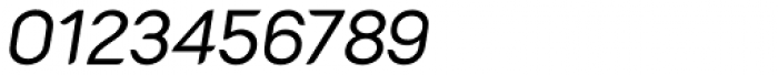 Cacko Italic Medium Font OTHER CHARS