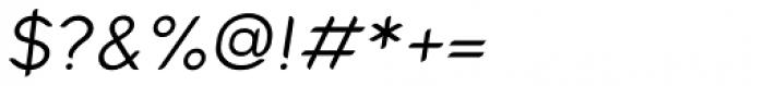 Cacko Italic Regular Font OTHER CHARS