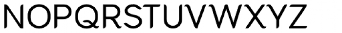 Cacko Medium Font UPPERCASE