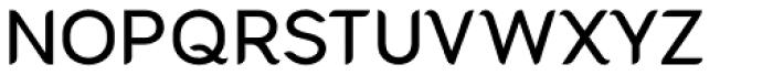 Cacko Semi Bold Font UPPERCASE