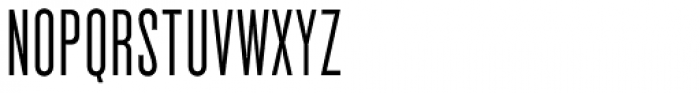 Cactus Medium Font UPPERCASE