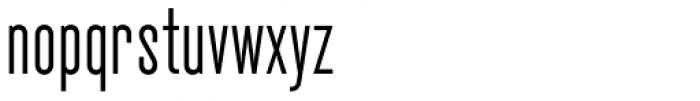Cactus Medium Font LOWERCASE