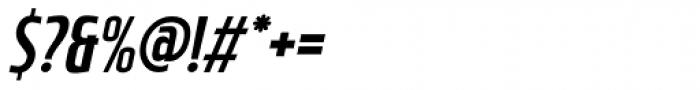 Cadenza Italic Font OTHER CHARS
