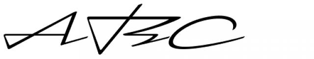 Cadogan Font UPPERCASE