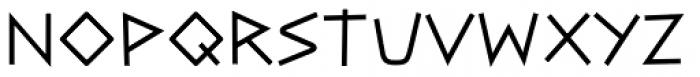 Caesar Brute BTN Font LOWERCASE