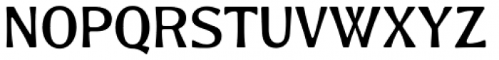 Caesar Pro Font UPPERCASE
