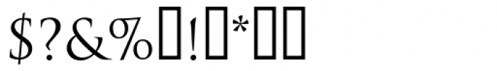 Caesario Font OTHER CHARS