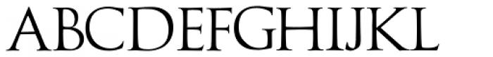Caesario Font UPPERCASE