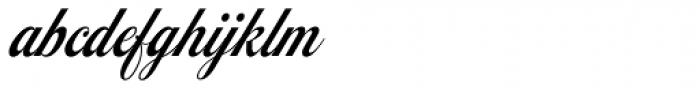 Cafe Aroma Font LOWERCASE