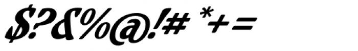 Cafelatte Alt Font OTHER CHARS
