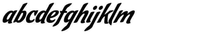 Cafelatte Alt Font LOWERCASE