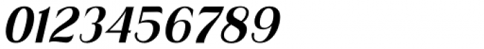 Cagile Italic Font OTHER CHARS