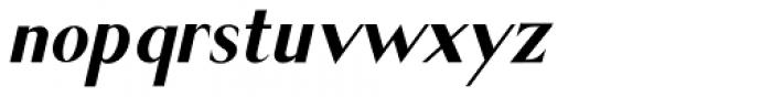 Cagile Italic Font LOWERCASE