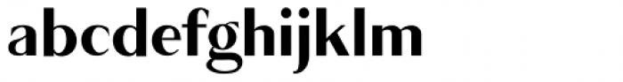 Cagile Regular Font LOWERCASE
