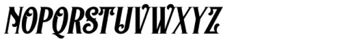 Cairlinn Italic Font UPPERCASE