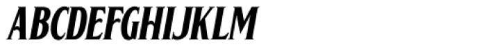 Cairlinn Italic Font LOWERCASE