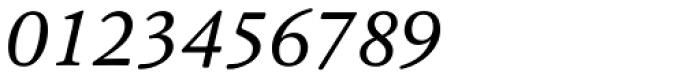 Cala Italic Font OTHER CHARS