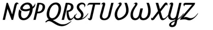 Calafati Pro Light Font UPPERCASE