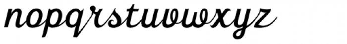 Calafati Pro Light Font LOWERCASE