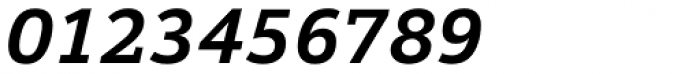 Calanda Bold Italic Font OTHER CHARS