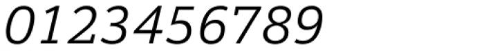 Calanda Light Italic Font OTHER CHARS