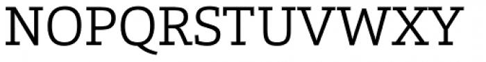 Calanda Light Font UPPERCASE