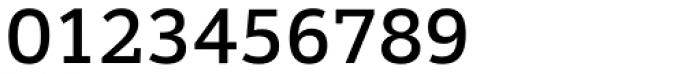 Calanda Medium Font OTHER CHARS