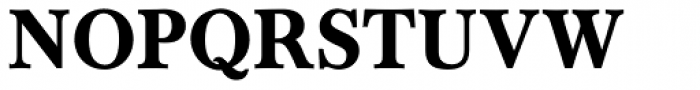 Caldicote Bold Font UPPERCASE