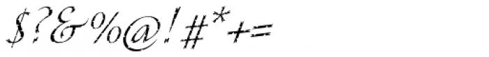 Cali Font OTHER CHARS