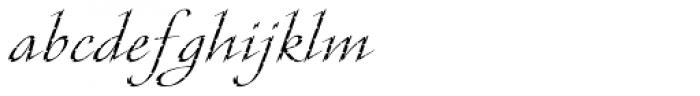 Cali Font LOWERCASE