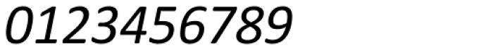 Calibri Italic Font OTHER CHARS