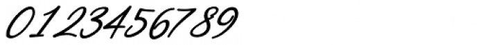 California Street Bold Italic Font OTHER CHARS