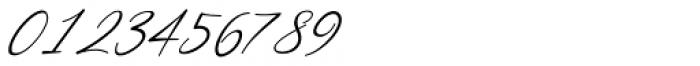California Street Italic Font OTHER CHARS