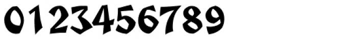 Caligari Pro Regular Font OTHER CHARS