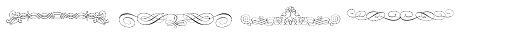 Calligraphia Latina Soft Five Font LOWERCASE
