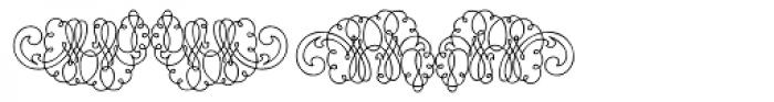 Calligraphia Latina Soft2 Font OTHER CHARS