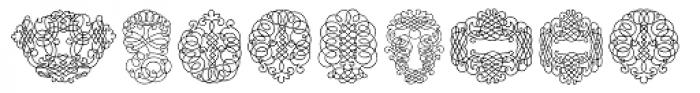 Calligraphia Latina Soft2 Font UPPERCASE