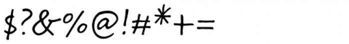 Calliope MVB Regular Font OTHER CHARS