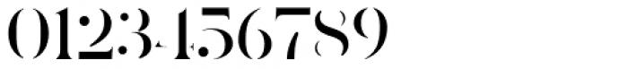 Callisto Half Font OTHER CHARS