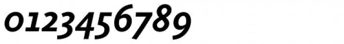 Calluna Sans Bold Italic Font OTHER CHARS